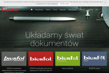 Biurfol Sp. z o.o. - Magazynowanie i przechowywanie Toruń