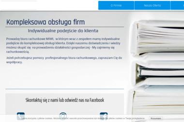 Biuro Rachunkowe Miwi Wioleta Migda - Kadry Skierniewice