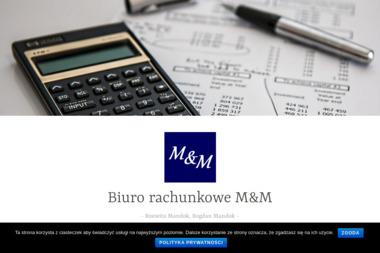 Biuro Rachunkowe M&M Rozwita Mandok, Barbara Materny - Usługi podatkowe Sośnicowice