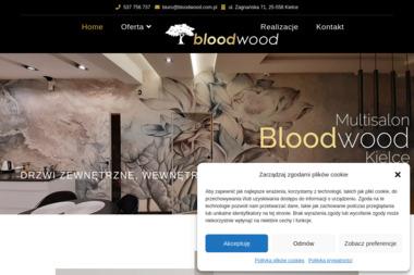 Multisalon bloodwood - Balustrady Balkonowe Szklane Kielce