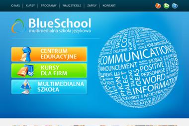 Blue School - Szkoła językowa Brzeg
