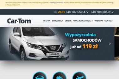 CAR-TOM - Wypożyczalnia samochodów Świecie