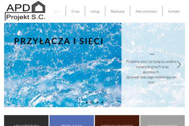 Biuro Architektoniczne Centrum Projektu - Adaptacja Projektu Domu Wieliczka