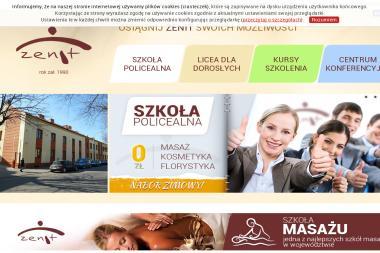 """CENTRUM EDUKACJI I KULTURY """"ZENIT"""" - Szkolenia Włocławek"""