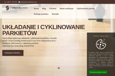 Cyklinowanie Parkietu - Cyklinowanie Białystok