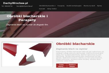 Łopatka Dachy - Firma Odśnieżająca Dachy Miękinia