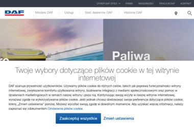 DAF Trucks Polska SP. z o. o. - Samochody ciężarowe Warszawa