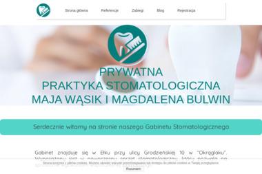 Gabinet Stomatologiczny Maja Wąsik - Stomatolog Ełk