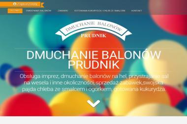 Dmuchanie Balonów PRUDNIK - Balony z helem Prudnik