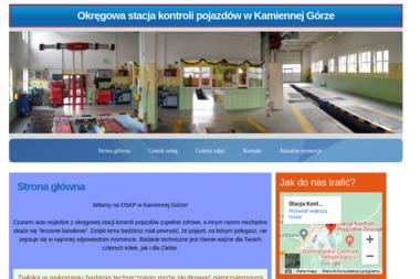 Okręgowa Stacja Kontroli Pojazdów Druciak - Przeglądy i diagnostyka pojazdów Kamienna Góra