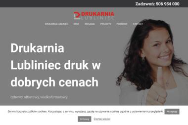 redpunkt Krzysztof Jóźwiak - Gadżety z nadrukiem Lubliniec