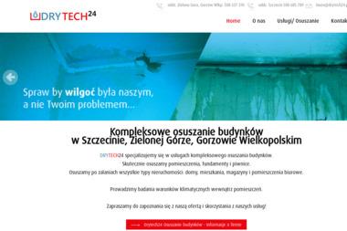 Drytech24 - Osuszanie Gorzów Wielkopolski