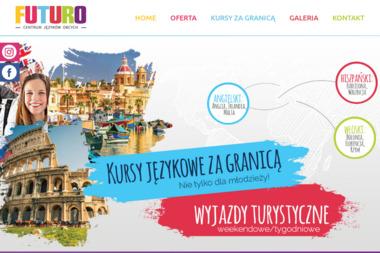 Futuro Centrum Języków Obcych - Nauczanie Języków Ostrów Wielkopolski