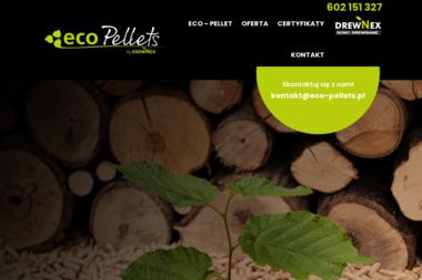 Eco-pellets by DREWNEX - Pellet Spytkowice 284B