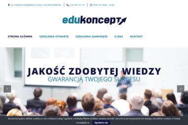 Edukoncept - Kurs księgowości Kraków