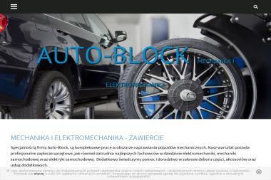 Auto-Block - Elektryk samochodowy Zawiercie