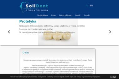 Centrum Stomatologiczne SoliDent - Gabinet Dentystyczny Ełk