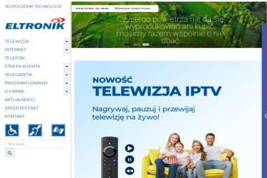 "ELTRONIK ""MEDIA"" - Internet Brodnica"