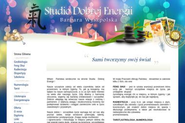 Studio Dobrej Energii - Feng shui Warszawa