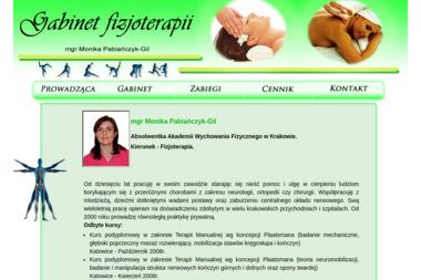 Gabinet fizjoterapii w Proszowicach - Masaże dla Par Proszowice