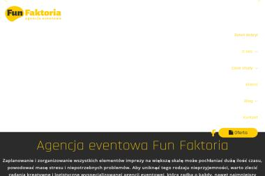 Fun Faktoria - Agencje Eventowe Śrem