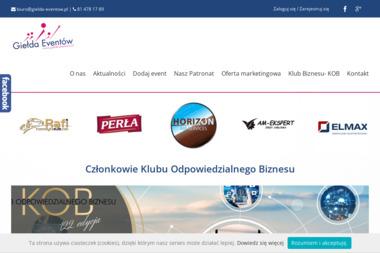 Giełda Eventów - Agencje Eventowe Lublin