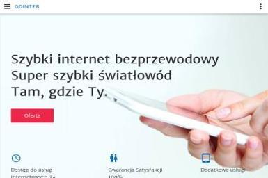 GoInter - Internet Siennica