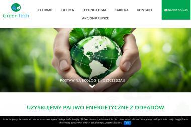 GreenTech Polska S.A. - Przetwarzanie odpadów Toruń