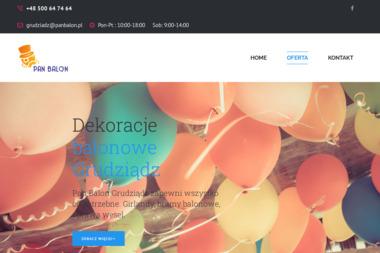 Manufaktura Pana Balona - Balony z helem Grudziądz