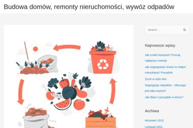 GRUZEX - Podsypka Łódź