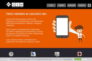 HD GSM - Serwis komputerów, telefonów, internetu Lębork