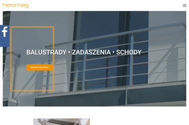 Hetomag s.c - Balustrady Balkonowe Olsztyn