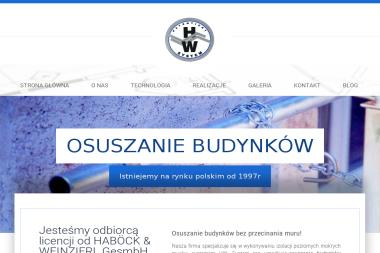 HW IZOLAN - Osuszanie Ścian z Wilgoci Kraków