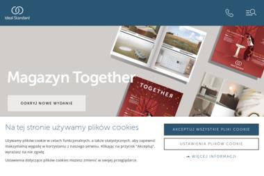 Ideal Standard - Wyposażenie łazienki Wrocław