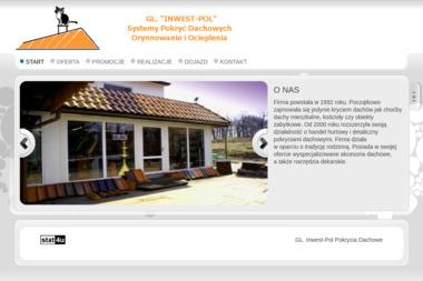 GL. INWEST-POL - Akcesoria Dachowe Wałbrzych