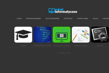 Usługi Informatyczne - Szkolenia Elbląg