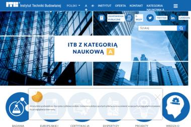 ITB - Kosztorysy, ekspertyzy Warszawa