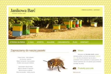 JANIKOWA BARĆ - Miód Budzisław Kościelny