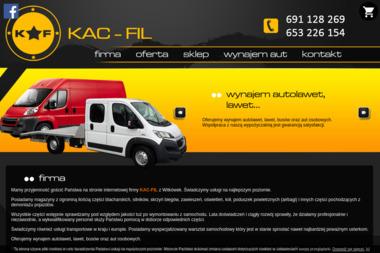 KAC-FIL - Wypożyczalnia samochodów Kościan
