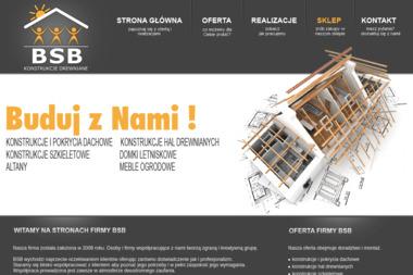 BSB Konstrukcje Drewniane - Altany Bargły