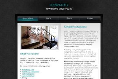 KOWARTS - Balustrady na Schody Węgrów
