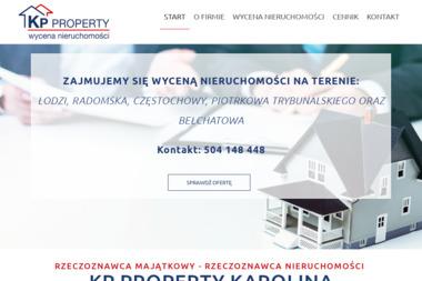 KP Property Karolina Pukacz - Wycena nieruchomości Łódź
