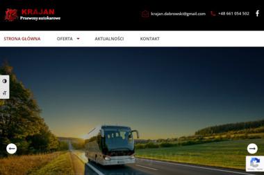 Krajan - Wypożyczalnia samochodów Krajenka