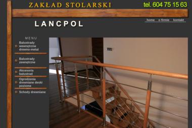 LANCPOL - Balustrady Wewnętrzne Suchedniów