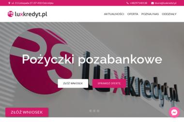 Luxkredyt - Doradztwo Kredytowe ŁOMŻA