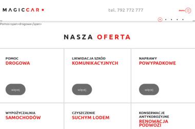 MAGIC CAR - Wypożyczalnia samochodów Tarnów