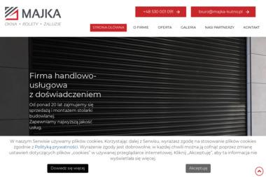 MAJKA M&K - Okna Kutno