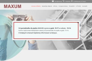 MAXUM - Wideofilmowanie Rzeszów