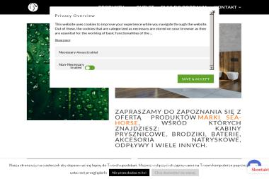 """P. H. U. """"METAL-HURT"""" - Wyposażenie łazienki Toruń"""