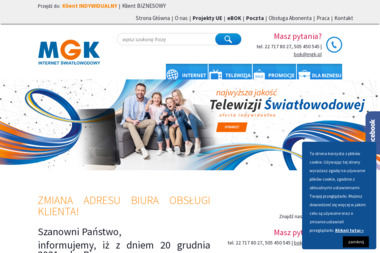 MGK - Internet Góra Kalwaria